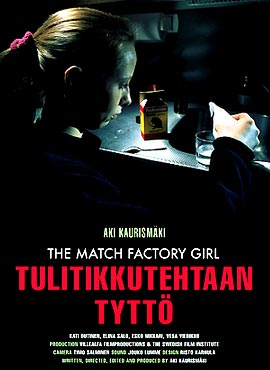 La chica de la fábrica de cerillas - Aki Kaurismäki