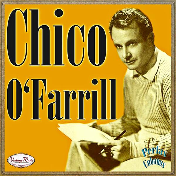 Carátula de un disco de Chico O'Farrill