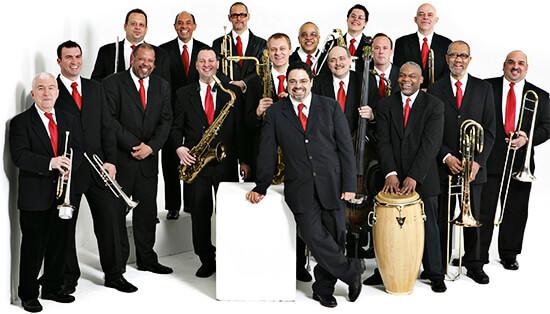 Arturo O'Farrill & the Chico O'Farrill Afro Cuban Jazz Orchestra - Foto © John Abbott