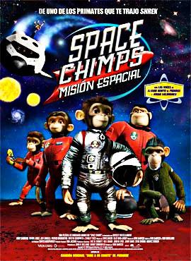 Chimpancés en el espacio - Kirk De Micco