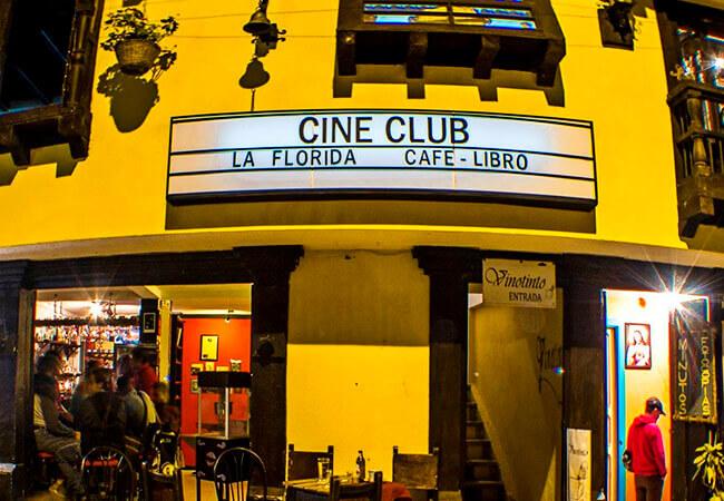 Foto del Cine Club La Florida