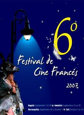 6º Festival de Cine Francés 2007