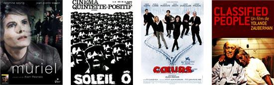 7º Festival de Cine Francés 2008