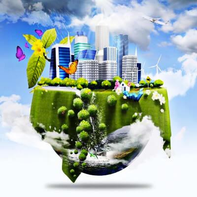 Ciudades bajas en carbono