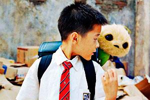 CJ7 - Mi pequeño extraterrestre - Stephen Chow
