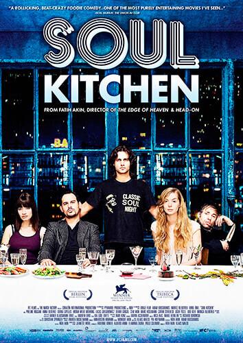 Cocina del alma - Fatih Akin