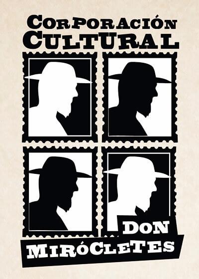 Logo de la Corporación Cultural Don Mirócletes