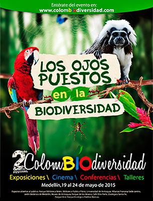II Festival ColomBIOdiversidad en Otraparte