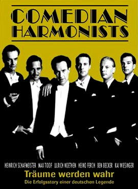 Comedian Harmonists - Joseph Vilsmaier
