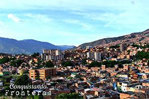 Conquistando fronteras - Francisco Suárez Castillo