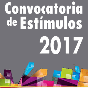 Convocatoria Estímulos 2017