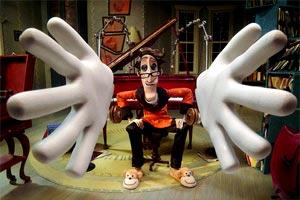 Coraline y la puerta secreta - Henry Selick