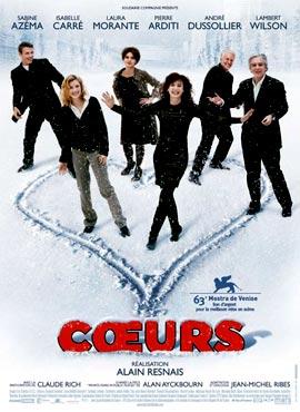 Corazones - Alain Resnais