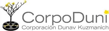 Logo de la Corporación Dunav Kuzmanich