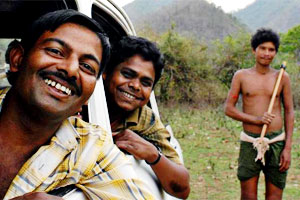 Cowboys in India - Simon Chambres