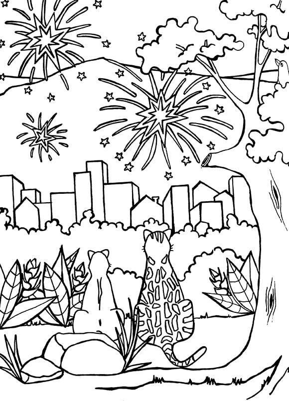 """""""Corazón valiente"""" - Cuento infantil para colorear de Sonia Emilce García Sánchez - Ilustración de Juan Carlos Velásquez Pérez"""