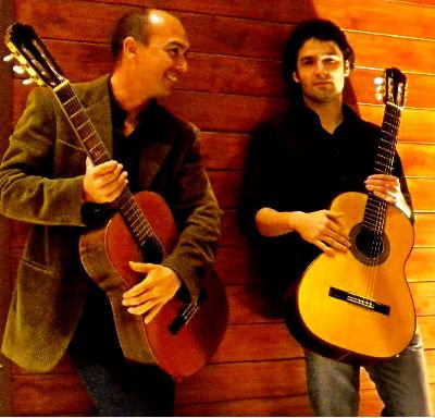 Danny Arias & Daniel Suárez - Dúo de guitarra clásica