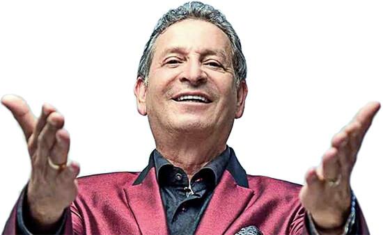 Foto del cantautor Darío Gómez