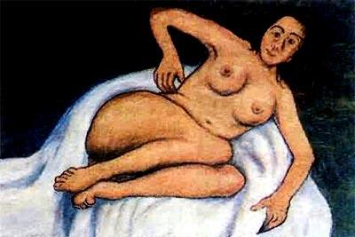 """""""Desnudo en el Paraíso"""" por Débora Arango"""