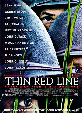 La delgada línea roja - Terrence Malick