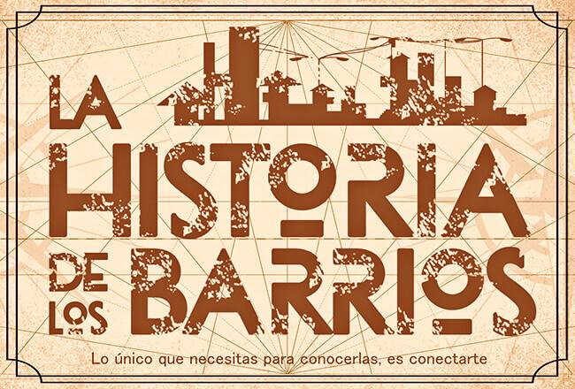 Desenfoque Colectivo Audiovisual - La historia de los barrios
