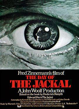 El día del Chacal - Fred Zinneman