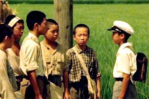 Los días de la infancia - Masahiro Shinoda