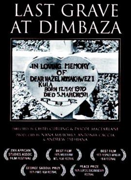 Última tumba en Dimbaza - Nana Mahomo