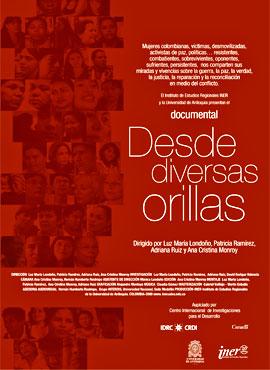 Desde diversas orillas - Luz María Londoño, Patricia Ramírez, Adriana Ruiz y Ana Cristina Monroy