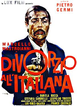 Divorcio a la italiana - Pietro Germi