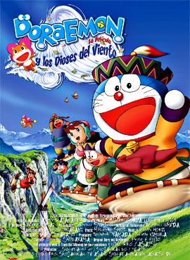 Doraemon y los dioses del viento - Tsutomu Shibayama