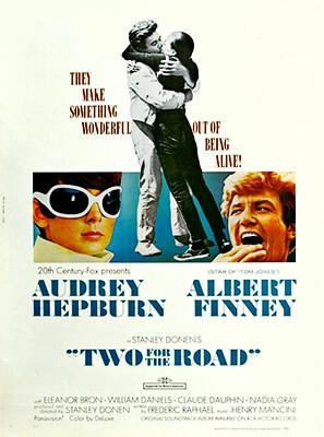 Dos en la carretera - Stanley Donen
