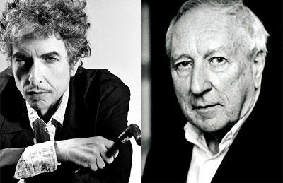 Bob Dylan y Thomas Tranströmer