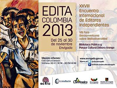 EDITA Colombia - XXVIII Encuentro Internacional de Editores Independientes
