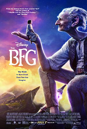El buen amigo gigante - Steven Spielberg