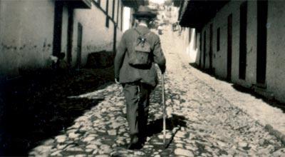 Fernando González - Viaje a pie