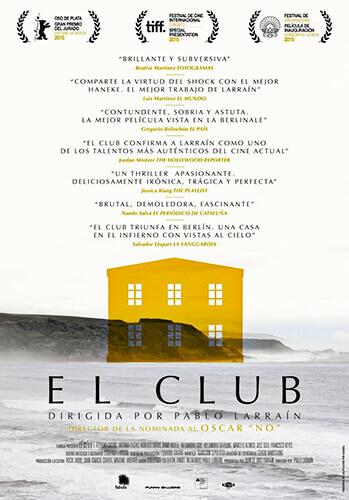 El club - Pablo Larraín
