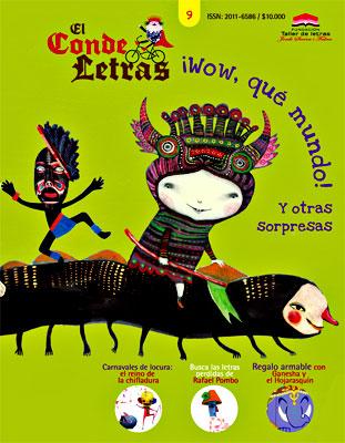 El Conde Letras - Revista Literaria Infantil N° 9