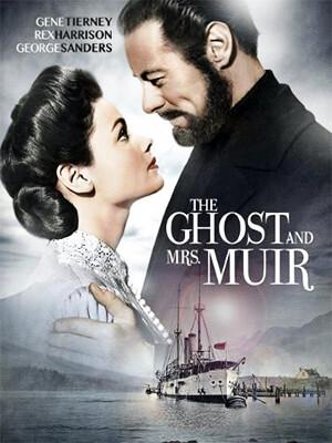 El fantasma y la señora Muir - Joseph L. Mankiewicz