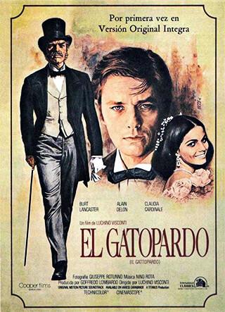 El gatopardo - Luchino Visconti