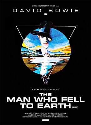 El hombre que cayó a la tierra - Nicolas Roeg