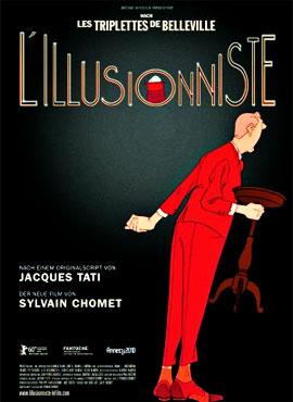 El ilusionista - Sylvain Chomet