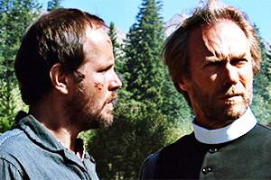 El jinete pálido - Clint Eastwood