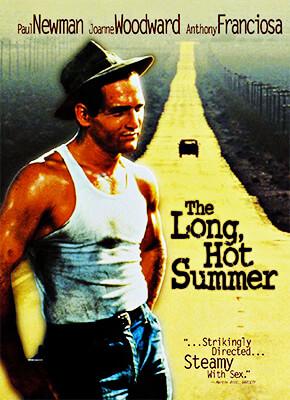 El largo y cálido verano - Martin Ritt