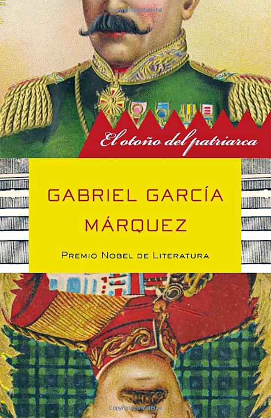 Portada de «El otoño del patriarca» de Gabriel García Márquez