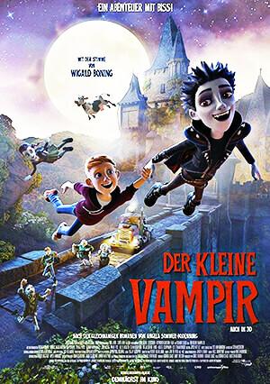 El pequeño vampiro - Richard Claus / Karsten Kiilerich