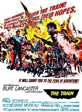 El tren - John Frankenheimer