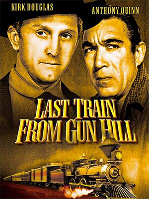 El último tren de Gun Hill - John Sturges