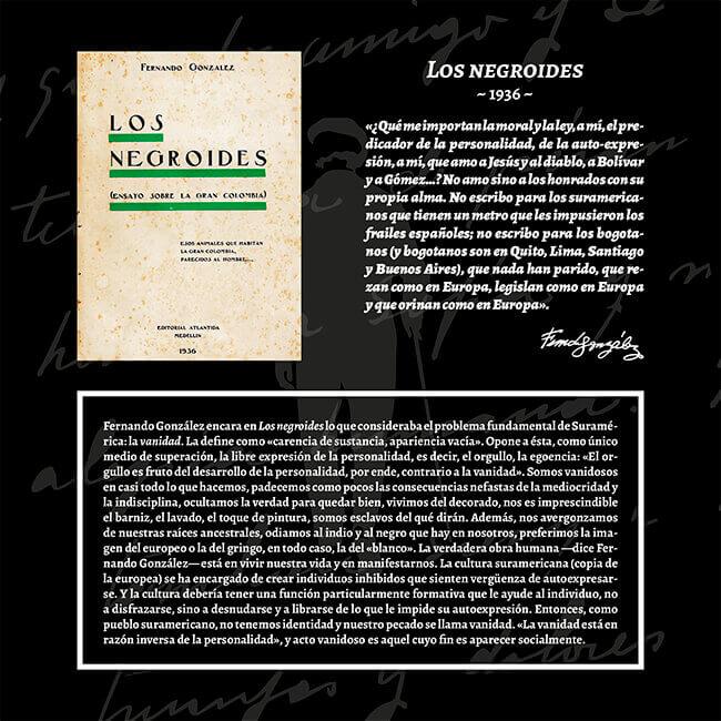 Exposición «El viaje a la Presencia» - Los negroides (1936)