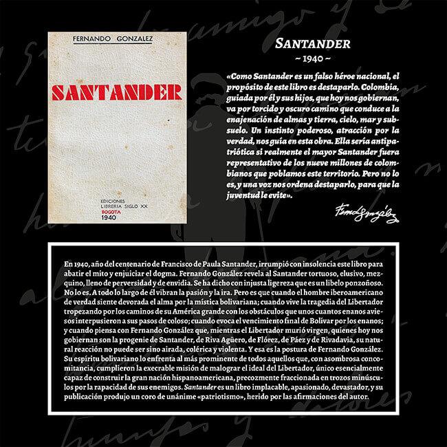 Exposición «El viaje a la Presencia» - Santander (1940)